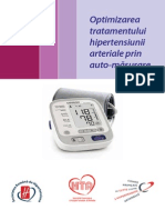 Optimizarea Tratamentuloui Hipertensiunii Arteriale Prin Auto-masurare