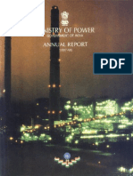 Ministry of Power Annual Report