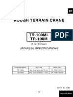 10T Tadano Load Charts