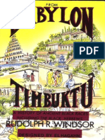 Rudolph R. Windsor - From Babylon to Timbuktu