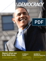 Modern Democracy – the Electronic Voting and Participation Magazine