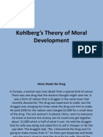 Kholberg Moral Development