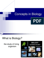 Concepts in Biology (Lecture from Mapua Institute of Technology)