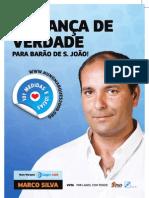 Postal Barão de S  João