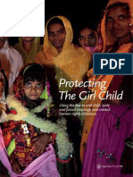 Protecting the Girl Child, by Equality Now
