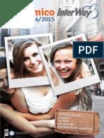 Curso académico Interway 2014-2015