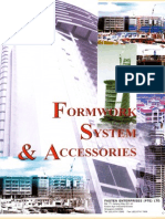 Mason Form Work Catalog
