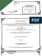 Contoh Undangan Walimatul Umroh Basa Sunda