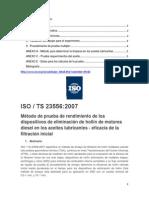 ISO-TS 23556 2007 (Solo Paginas Impares) ES