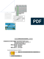 Calculation v-Notch for Sedimentation Tank