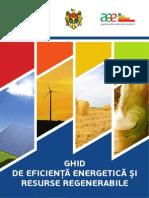 Ghid de Eficienta Energetica Si Resurse Regenerabile
