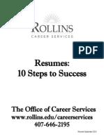 Resume Packet