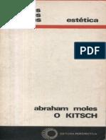 Abraham Moles - o Kitsch