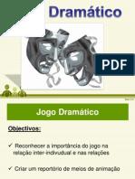 TÉCNICAS DE ANIMAÇÃO NA 3º IDADE (jogo dramatico)