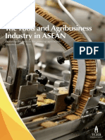 The Food and Agribusiness Industry in ASEAN