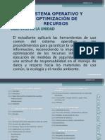 Temas Unidad II Informática I