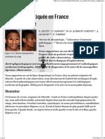 JIM.fr - Lèpre diagnostiquée en France métropolitaine