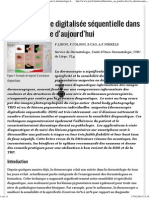 JIM.fr - La dermoscopie digitalisée séquentielle dans la dermatologie d'aujourd'hui