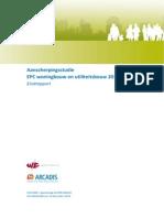 WE Rapport 8504 Aanscherping EPC 2015 Eindrapport Versie 20-12-2013