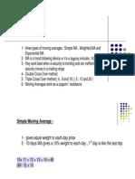 Moving averages,envelopes & Bollinger presentation.ppt