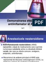 LP 3 Demo Efect Antiinflamator
