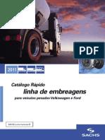 Catalogo Sachs Volks
