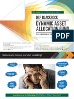 DSP BlackRock Dynamic Asset Allocation Fund NFO Presentation