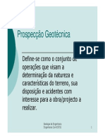 Microsoft PowerPoint - Prospeccaogeotecnica