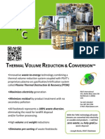 TVRC THERMAL VOLUME REDUCTION & CONVERSIONBrochure