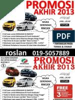 Flyer Perodua