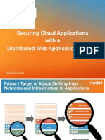 Securing Cloud Applications with Stingray Application Firewall