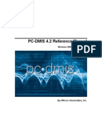 PC-DMIS 4.2 Reference Manual