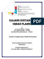 Kajang Sustainable urban planning