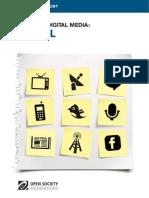 Brazil - Mapping Digital Media