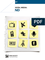 Finland - Mapping Digital Media