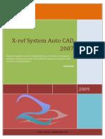 X-ref Auto CAD 2007-R2