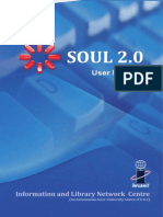 Soul2.0 userManual