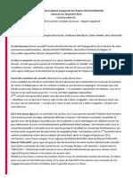 Dévoilement de la plaque inaugurale de l'Espace Richard MASSON Dicours du 18-01-2014 Matthieu BRASSE.pdf