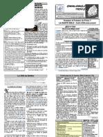 EMMANUEL Infos (Numéro 99 du 19 Janvier 2014)