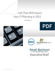2 20756 Virtualization Five Trends That Will Impact Your IT Planning for 2012