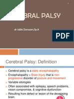 7.25 Cerebral Palsy 1