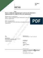 16 - Norma Portuguesa_Ética nas Organizações_Parte I
