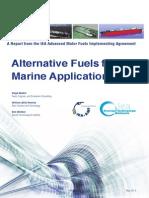Alternative Fuels for Marine Application