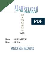 MAKALAH SEJARAH