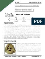 1ero. Año - LIT - Guía 4 - Origen del Teatro en Grecia
