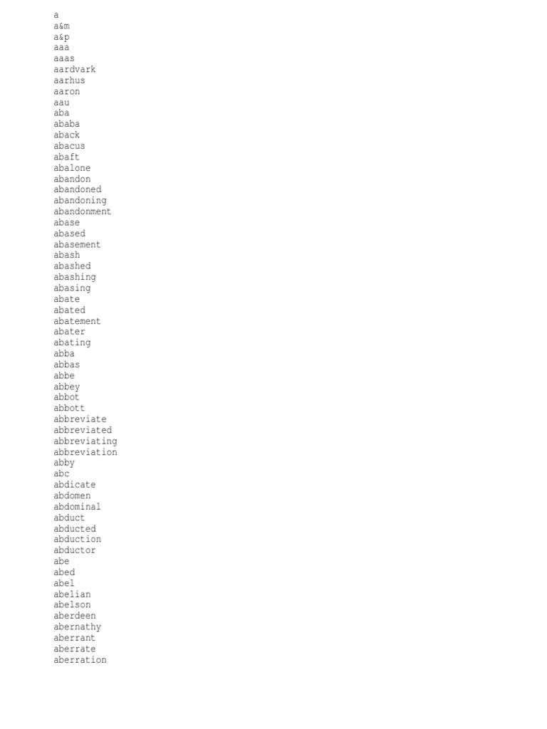 Dictionary f23b87dbfa90