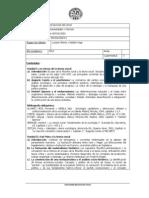 Programa TSI 2013