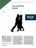 Gobello, José. El tango como sistema de integración social.