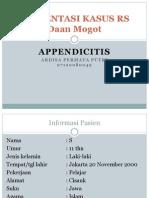 kasus appendicities