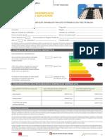 Modelo Certificado SCE